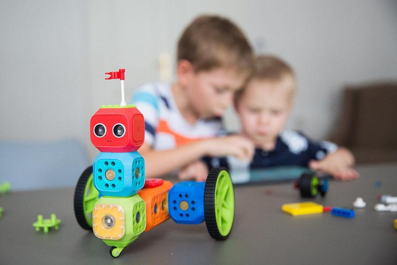 Robo Wunderkind in der VS